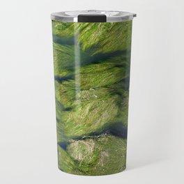 """Der fluss Limatt anschauend (Zurich) """"GEOROMANTIC"""" series Travel Mug"""