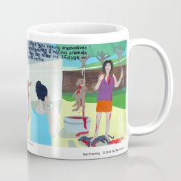 Bad Painting Collection 50 & 51 Coffee Mug