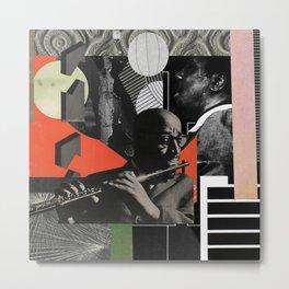 Negrobuias - Jazz, the obetagi fititi affair; astral quintet Metal Print