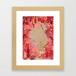 Cornucopia Restaurant Framed Art Print