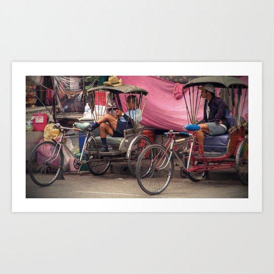 Chiang Mai - Thailand Art Print