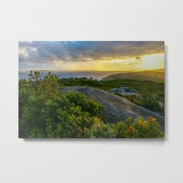 Torndirrup and West Cape Howe National Parks, Albany, Western Australia Metal Print