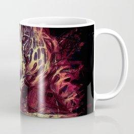 Jaguar Violet Red Coffee Mug