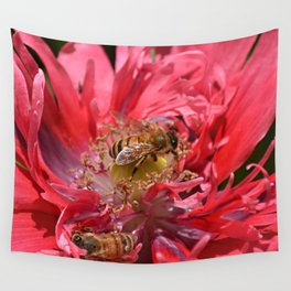 Pollenation Wall Tapestry