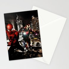Dynamic Duo Stationery Cards