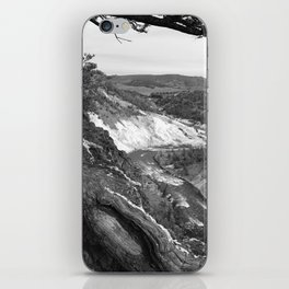 Yellowstone River At Lava Creek iPhone Skin