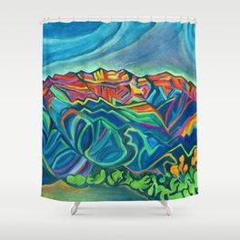 Topa Topas Shower Curtain