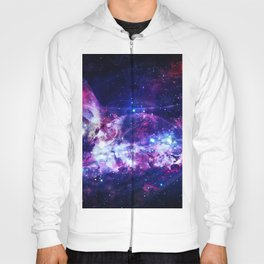 Shadows in the space Hoody