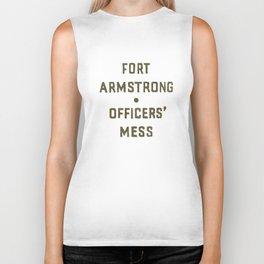 Fort Armstrong Biker Tank