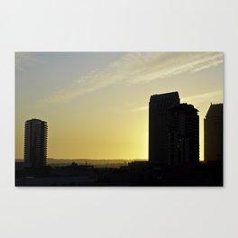 SoCal Winter Sun Canvas Print