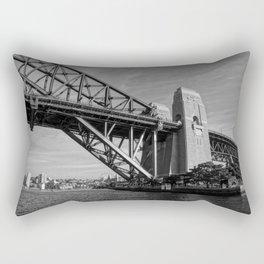 Sydney Harbour Bridge Rectangular Pillow