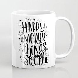 happy merry things & stuff Coffee Mug