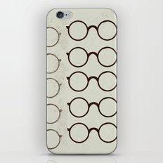 (Glasses) iPhone & iPod Skin