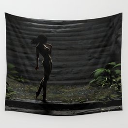 Rim Job Wall Tapestry