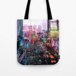 Sweet City Tote Bag