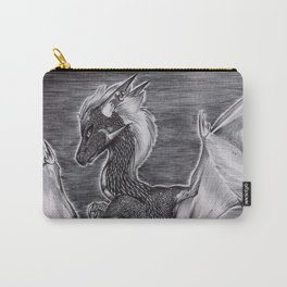 Dragoness Carry-All Pouch