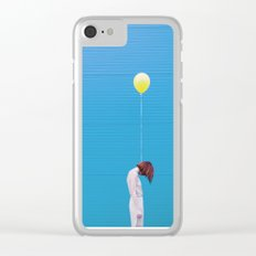 Colour game Clear iPhone Case