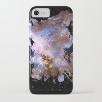 cosmos iPhone & iPod Cases featuring Cosmos by Spooky Dooky