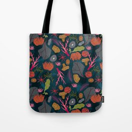 Endangered Ocean Tote Bag