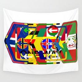 Traffic 01 Wall Tapestry
