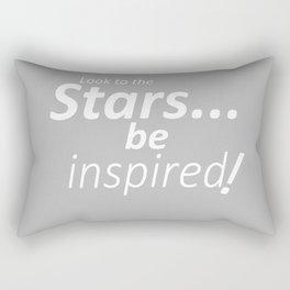 Be inspired! Rectangular Pillow