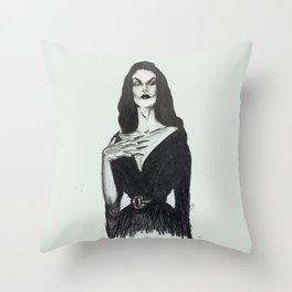Sexy Creep Throw Pillow