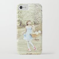 dorothy iPhone & iPod Cases featuring Dorothy by Malice of Alice