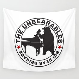 The UnBearables Wall Tapestry