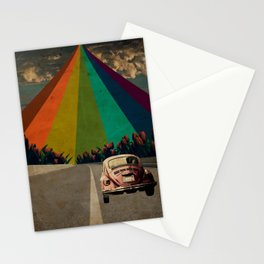 Trip to the Dreams Stationery Cards