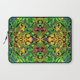 Let There Be Lime Laptop Sleeve
