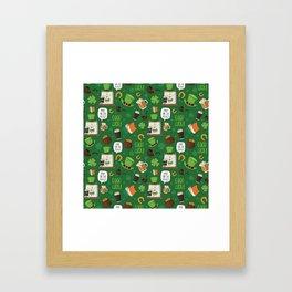Irish best Framed Art Print