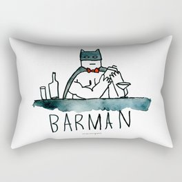 Barman Rectangular Pillow