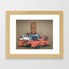 West Phoenix Framed Art Print