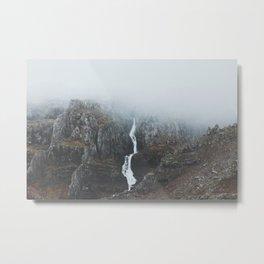 Iceland XI Metal Print