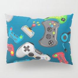 Video Games Pillow Sham