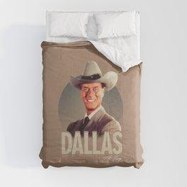 Dallas - J.R. Ewing Comforters
