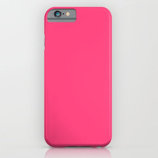 Intensively Pink iPhone & iPod Case