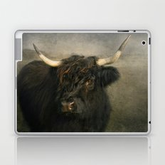 The Black Cow Laptop & iPad Skin