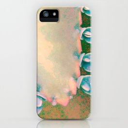 Kalanchoe Abstract iPhone Case