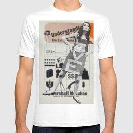 LOVE + Understanding  T-shirt