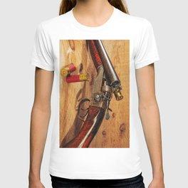 Old Double Barrel Stevens T-shirt