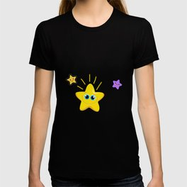 Star Motif Star Gift Idea Design T-shirt