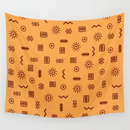 African 2 Wall Tapestry