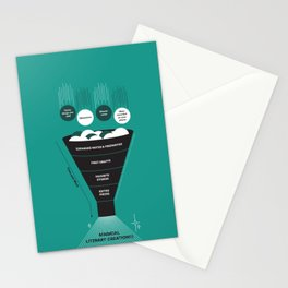 The Literary Factory Stationery Cards