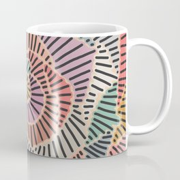 Curves Coffee Mug