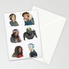 Rogue One team Stationery Cards
