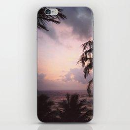 Sri Lanka sunset iPhone Skin