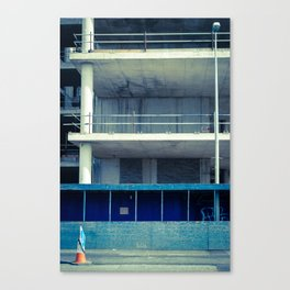 Unfinished Business Canvas Print