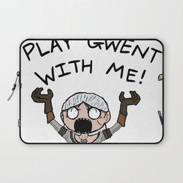 The Witcher - Gwent Ciri Laptop Sleeve