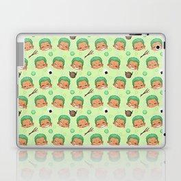 Zoro Pattern Laptop & iPad Skin